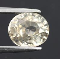 gemstone: เพทาย (Zircon) size: 9.0x8.0x5.0 carat: 3.66Ct.