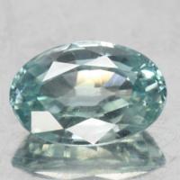 gemstone: เพทาย (Zircon) size: 8.7x6.7x5.2 carat: 3.27Ct.