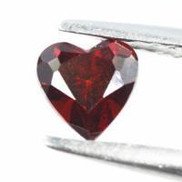 gemstone: โกเมน-Garnet size: 5.0x5.0 carat: 0.62Ct.