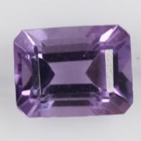 gemstone: แอเมทีสต์-Amethyst size: 9.0x7.0 carat: 2.20Ct.