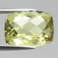 g1-428 lemon quartz พลอยเลมอนควอทซ์
