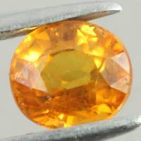 g1-558-40 yellow sapphire พลอยบุษราคัม
