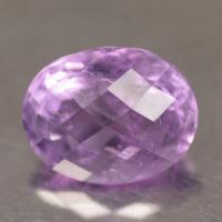 gemstone: แอเมทีสต์-Amethyst size: 16.4x13.4x11.5 carat: 13.53Ct.