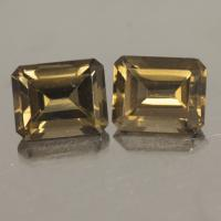 gemstone: สโมคกี้ควอทซ์ - Smoky Quartz size: 10.8x8.8 carat: 8.79Ct.