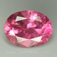 pink Tourmaline gemstone แหวนพลอย วันอังคาร อัญมณี เสริมดวง  พิ้งทัวมาลีน พลอยทัวมาลีนสีชมพู ทรงหัวใจ heart pendant