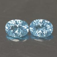 g1-623-2 Blue Topaz บลูโทแพส