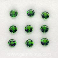 g1-649-1 Green Chrome Diopside