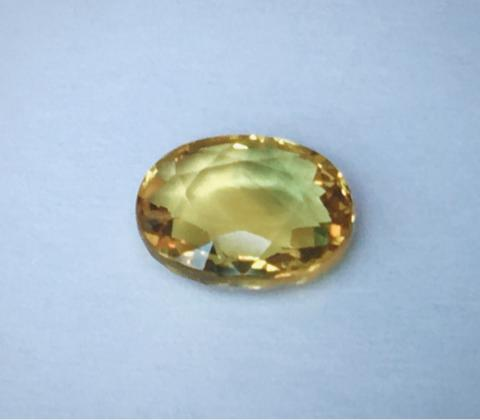 yellow sapphire พลอยบุษราคัม บางกะจะ จันทบุรี สีเหลือง เสริมดวง ราศี วันเกิด ดูดวง แก้ชง แหวน พลอยแท้ มีใบเซอร์ แก้ฮวงจุ้ย